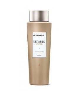 Goldwell Kerasilk Control Keratin Shape Medium 500ml