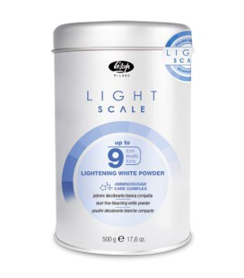 Lisap Light Scale Lightening Powder 500gr