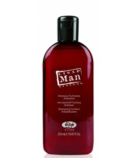 Lisap Man Anti-Dandruff Shampoo 250ml