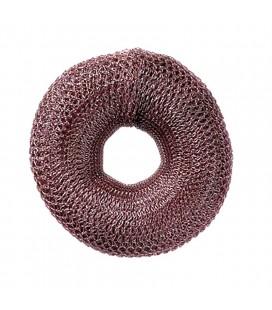 Comair Knotrol Donut Bruin Ø 8cm, 15gr