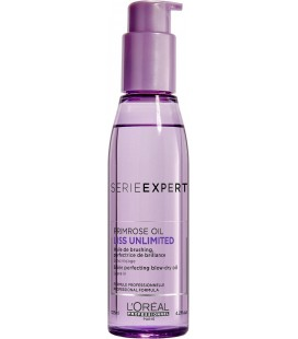 Loreal Serie Expert Liss Unlimited Huile Brush 125ml