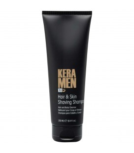 Kis KeraMen Hair & Skin Shaving Shampoo 250ml