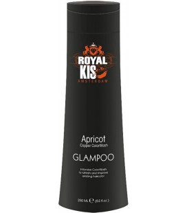 Kis Royal GlamWash Apricot (copper) 250ml