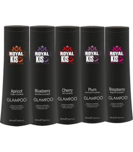 Kis Royal GlamWash Plum (red-violet) 250ml