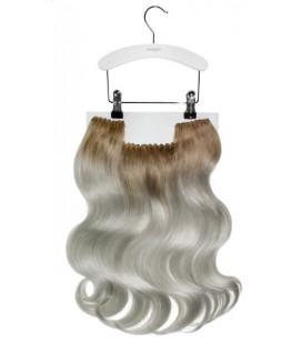 Balmain Clip-In Weft Memory Hair 45cm Milan 1/5/4CG.6CG