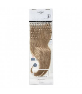 Balmain Fill-In Micro Ring Extensions Human Hair 40cm 50pcs 10A