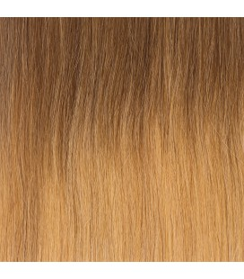 Balmain Fill-In Micro Ring Extensions Human Hair 40cm 50pcs 9G.10 Ombre