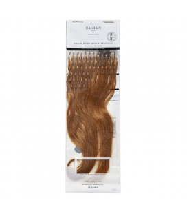 Balmain Fill-In Micro Ring Extensions Human Hair 40cm 50pcs L8