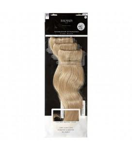 Balmain Double Hair Human Hair 40cm 3pcs 8A.9A