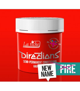 Directions Fire / Neon Red 89ml