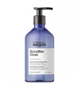 Loreal Serie Expert Blondifier Gloss Shampoo 500ml