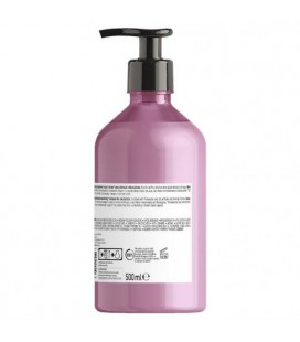 Loreal Serie Expert Liss Unlimited Shampoo 500ml