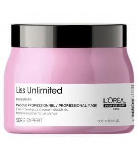 Loreal Serie Expert Liss Unlimited Masker 500ml