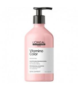 Loreal Serie Expert Vitamino Color Shampoo 500ml