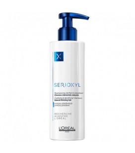 Loreal Serioxyl Shampoo Nat 3 x 250ml