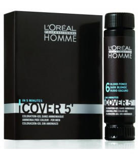 Loreal Homme Cover 5 3 x 50ml