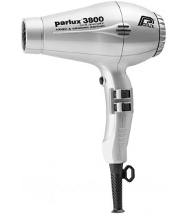 Parlux 3800 Eco Friendly  Ceramic & Ionic zilver