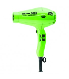 Parlux 3800 Eco Friendly  Ceramic & Ionic groen