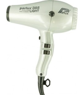 Parlux 385 Power Light Ionic & Ceramic zilver