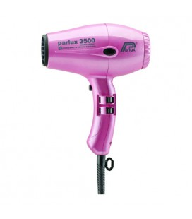 Parlux 3500 Super Compact  Ceramic & Ionic  pink