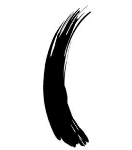Haar mascara zwart (16ml)