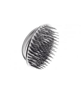 Denman Shampoo/Massage borstel D6 Zilver