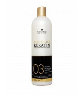 Supreme Keratin 03 Extending Shampoo 500ml