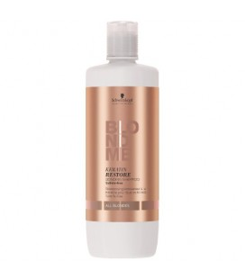 Schwarzkopf Blond Me Restore Bond Shampoo All 1L