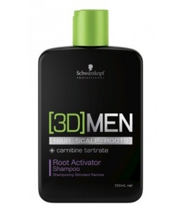 Schwarzkopf 3DMen Activating Shampoo (250ml)