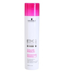 Schwarzkopf BC Color Freeze Sulfate-free Shampoo (250ml)