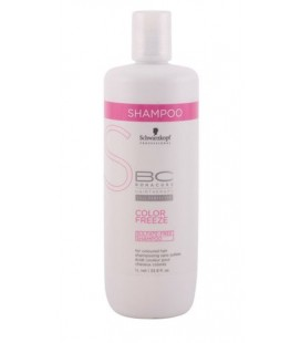 Schwarzkopf BC Color Freeze Sulfate-Free Shampoo (1000ml)