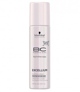 Schwarzkopf BC Excellium Plumping Spray Conditioner (200ml)