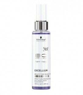 Schwarzkopf BC Excellium Beautifying Silver Spray (100ml)