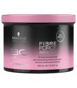 Schwarzkopf BC Fibre Force Bonding Cream (500ml)