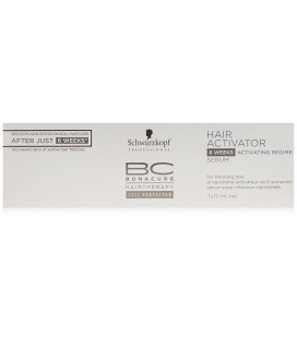 Schwarzkopf BC Hair Activator Activating Serum (7x10ml)