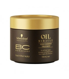 Schwarzkopf BC Oil Miracle Gold Shimmer Treatment (150ml)