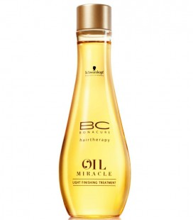 Schwarzkopf BC Oil Miracle light finishing treatment (100ml)