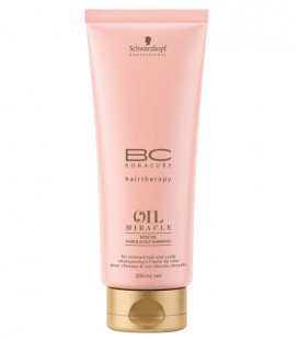 Schwarzkopf BC Oil Miracle Shampoo Rose (200ml)