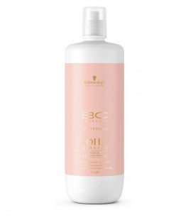 Schwarzkopf BC Oil Miracle Shampoo Rose (1000ml)