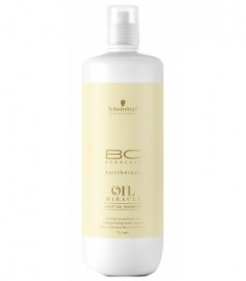 Schwarzkopf BC Oil Miracle Light Shampoo (1000ml)