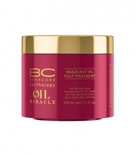 Schwarzkopf BC Oil Miracle Brazilnut Masker (150ml)