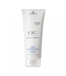 Schwarzkopf BC Scalp Therapy Deep Cleansing Shampoo (200ml)