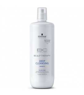 Schwarzkopf BC Scalp Therapy Deep Cleansing Shampoo (1000ml)