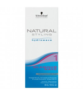 Schwarzkopf Natural styling Glamour 1  (Kit)
