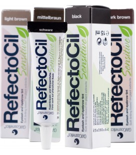 RefectoCil Sensitive Oog en Wimperverf  15ml