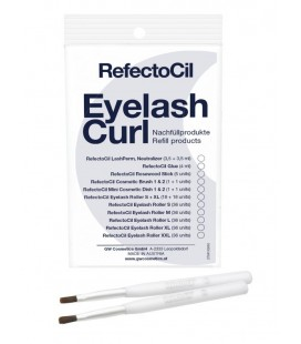 Refectocil Eyelash Curl Cosmetik  Brush 2 Stuks
