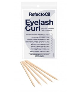 Refectocil Eyelash Curl Rosewood  Sticks 5 Stuks