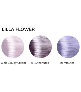 Lisaplex™ Pastel Color Lilla Flower
