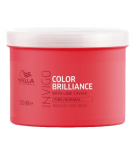 Wella Invigo Color Brilliance Masker Fine/Normal 500ml