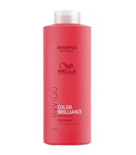 Wella Invigo Color Brilliance Shampoo Fine/Normal 1000ml